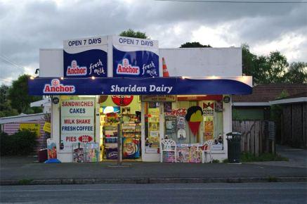 Sheridan Dairy Leamington NZ