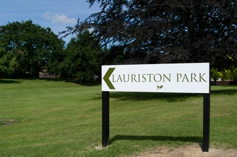 Lauriston Park, Leamington New Zealand