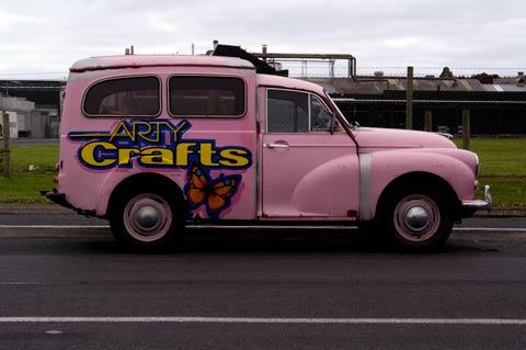 Arty Crafts Waitara Taranaki New Zealand