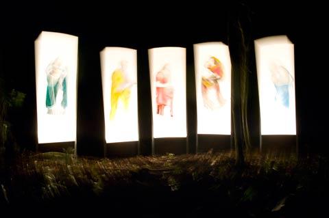 Pukekura Park New Plymouth Taranaki