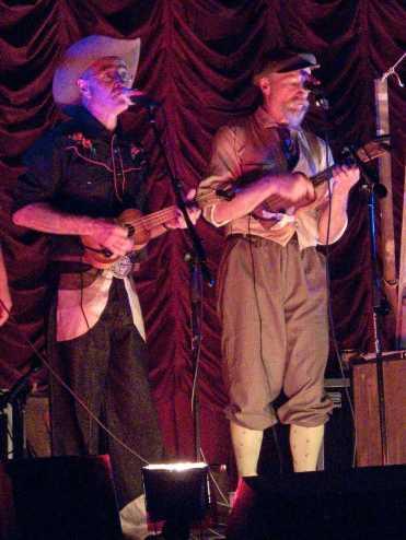 Jim Fulton and Graeme Cairns