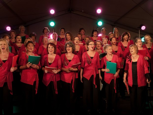 Waikato Rivertones Chorus