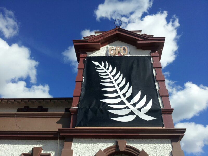 GPO Restaurant and Bar Victoria Street Cambridge NZ