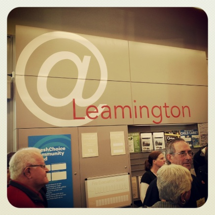 FreshChoice Leamington 9/10/2012