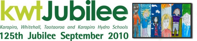 Karapiro, Whitehall, Taotaoroa & Karapiro Hydro Schools | 125th Jubilee | 24 - 26 September 2010