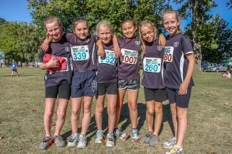 Waipa Fun Run 2014