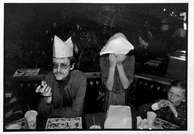 Sacha's 10th birthday party 31/8/1984