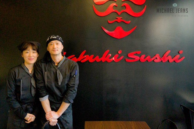 Welcome Kabuki Sushi, Lakewood Cambridge, Waikato, NZ 28.7.18