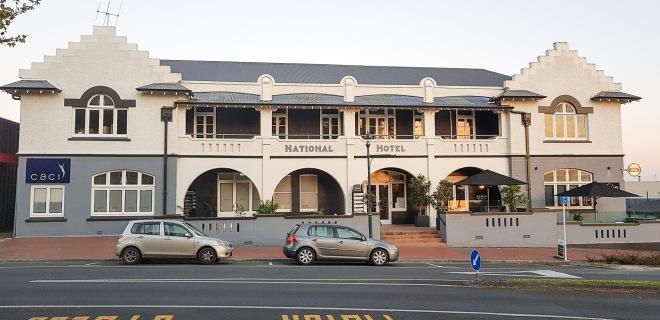 National Hotel Cambridge New Zealand