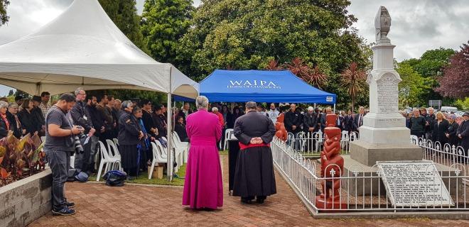 Rā Maumahara | New Zealand Wars Kihikihi, Waikato.