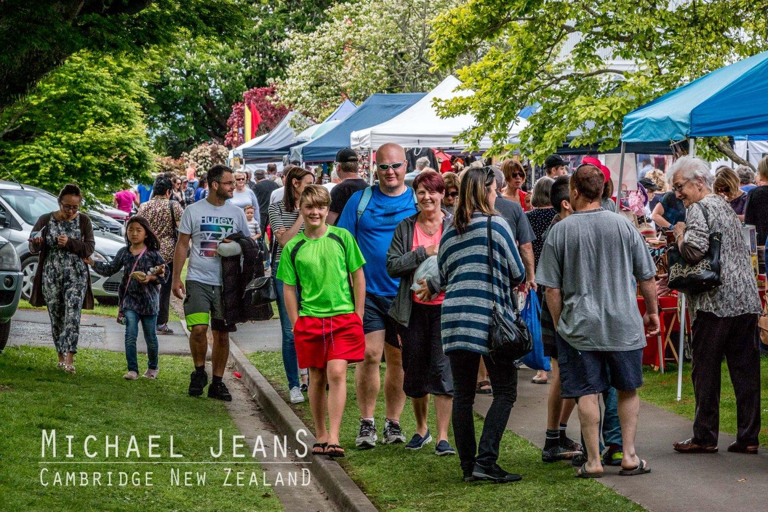 St Andrews Craft Fair Cambridge NZ October 2016