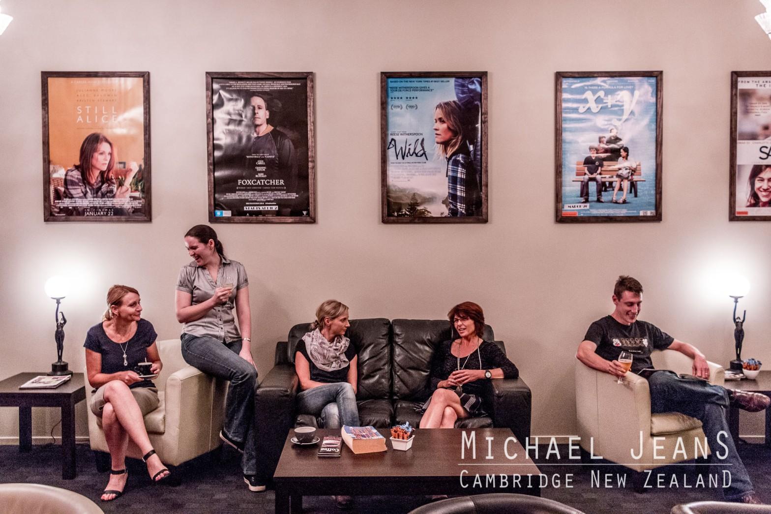 Tivoli Cinema Cambridge New Zealand