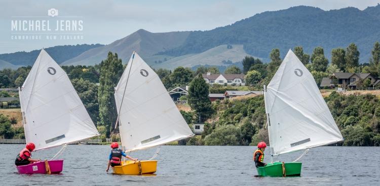 Lake Karāpiro New Zealand