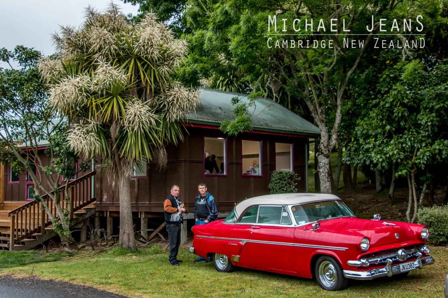 Waikato Vintage Swapmeet Lake Karapiro 2015