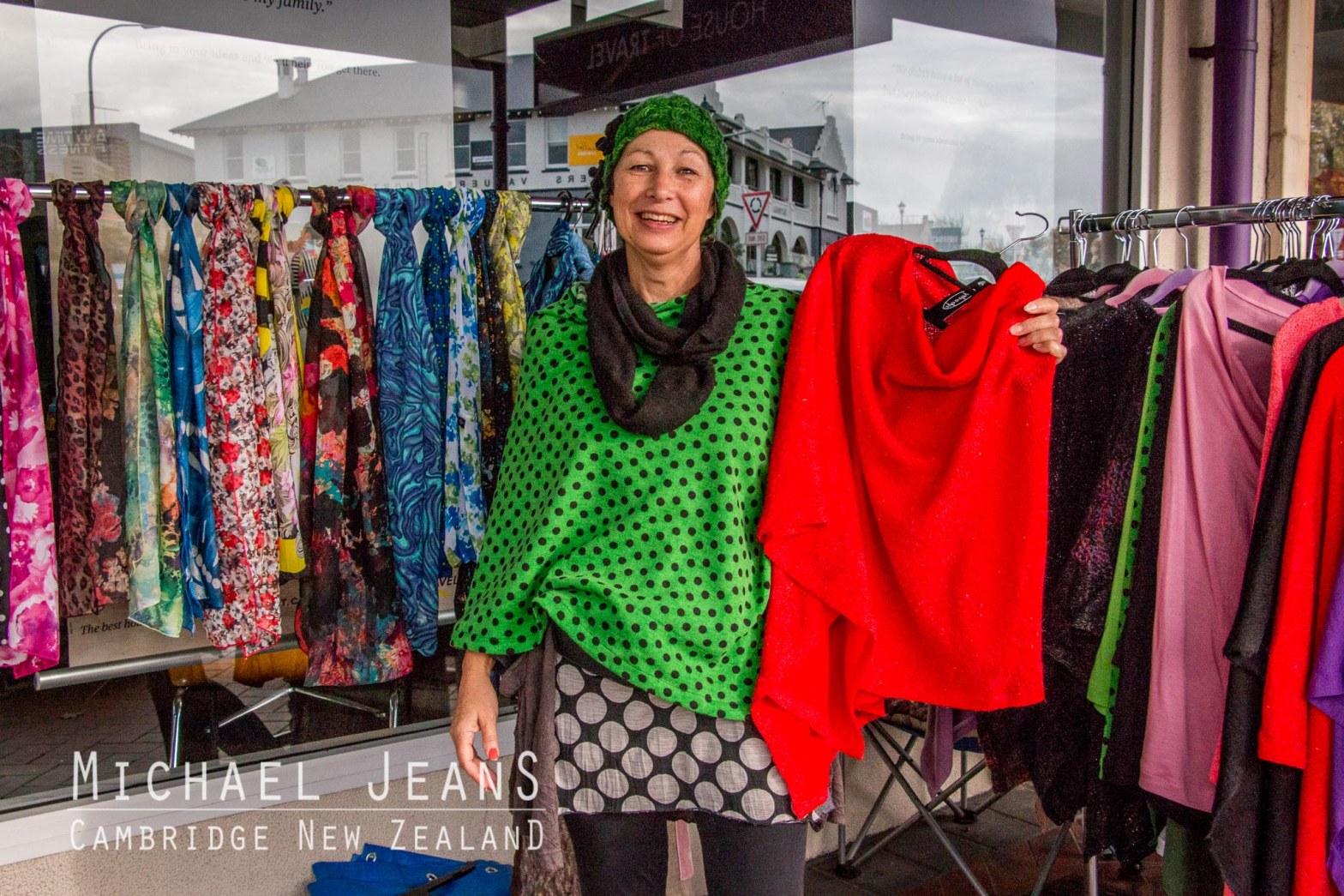 Amy Skye at Lions Trash n Treasure Market Cambridge New Zealand