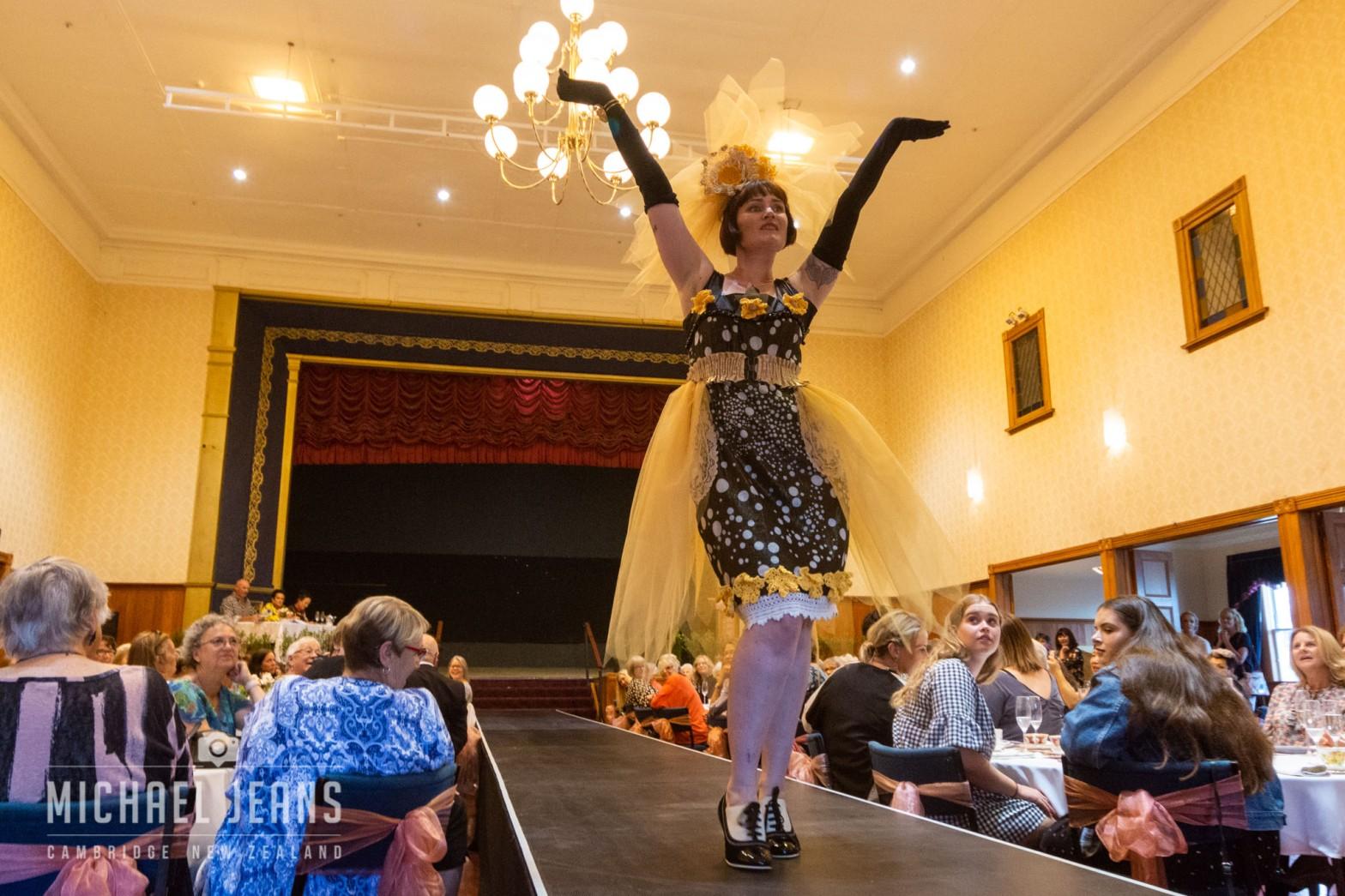 Fashion over a Teacup Cambridge Town Hall