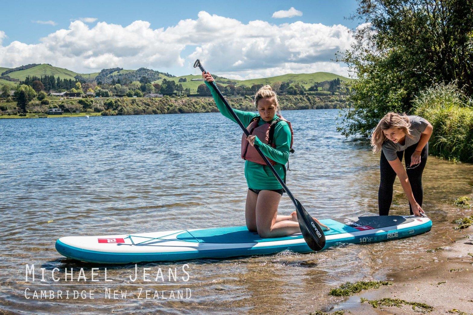 The Boatshed Kayaks Lake Karapiro Waikato New Zealand