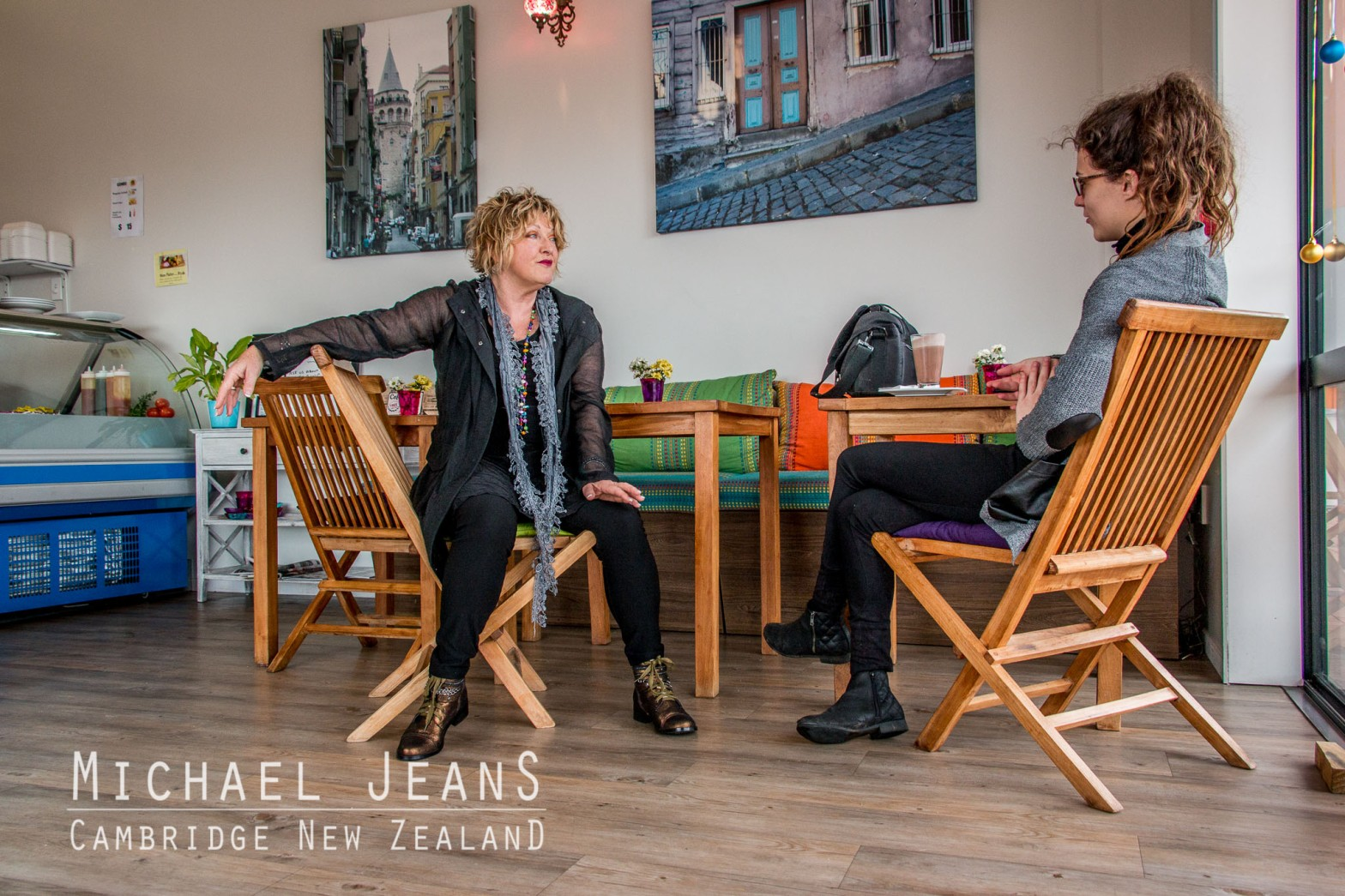 Susie and Sophie talk break-ins and vandalism at Fez Kebab Leamington New Zealand